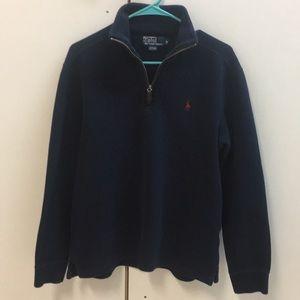 Polo Ralph Lauren Men's Quarter Zip Pullover